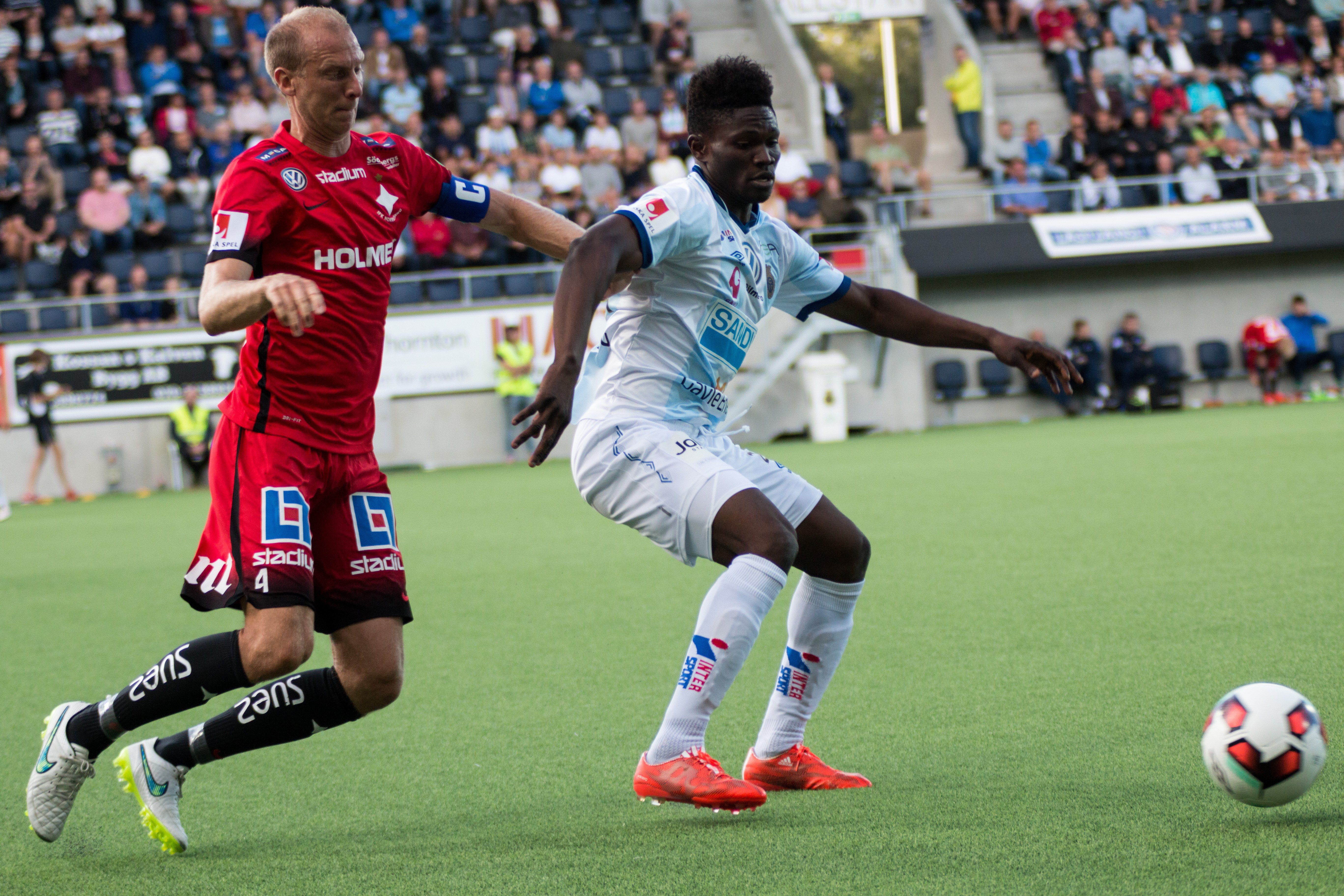 Goteborg vann kamratmotet pa gamla ullevi