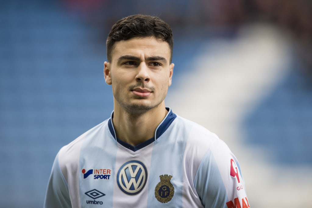 Deniz Hümmet, photo Gefle IF